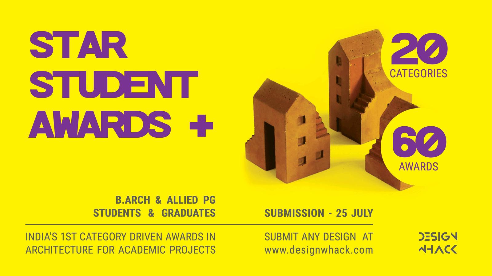 Star Student Awards   UG PG Students   Recent Graduates   Architecture